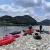 長良川パックラフトツーリング