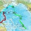 第三列島線と中国