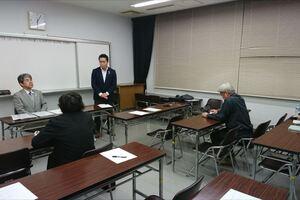 日本伝統再築士会滋賀支部設立総会&勉強会