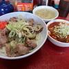 【牛久】 とん平食堂 塩ハラミ丼と辛口ホルモン