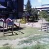 浜町公園もガラガラ
