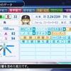 仁藤投手、引退する(パワプロ2018マイライフ・24年目)
