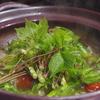 アヒージョ鍋 神戸三ノ宮の和食とワインは安東