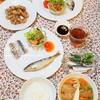 【和食】誠屋さんで買ってきたお魚でおうちごはん/My Homemade Dinner/อาหารมื้อดึกที่ทำเอง