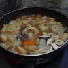 幸運な病のレシピ( 1908 )夜:下ごしらえと後片付け、マダラ子煮つけ、イカと身欠きにしん炊合せ、汁