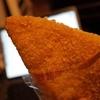 セブンイレブン『ハムチーズ揚げパン』(パン9個目)(コンビニ)