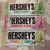 輸入菓子:鈴商:HERSHEY'S(スプリンクル&クリームバー/ストロベリー&クリームバー/クッキー&ミントバー
