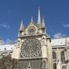 【過去編⑧聖堂編】ノートルダム大聖堂を散策!新凱旋門はでかい!