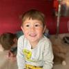 トライリンガル途上次男3歳2カ月