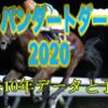 【ジャパンダートダービー2020】過去データと予想