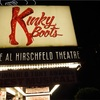 【ミュージカル】ブロードウェイで格安で良席チケットを買う方法。キンキーブーツ編