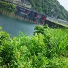 内の倉ダムと加治川治水ダム