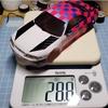 【Mini-Z】手持ちのボディの重さを計ってみる ~マクラーレンP1って軽いのね~