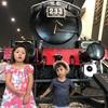 2歳息子と4歳女の子の絡み[京都旅行]