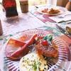 【夏のロードトリップ5日目】BNB朝食とシダーキーの朝散歩