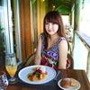 【ヌメア】お洒落な水上レストラン♡