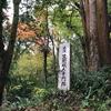 茨城県笠間市佐白山で笠間ボルダーしに行ったけど雨天で山歩きして来たよ!雨の低山、山歩き!