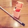 環境問題 折りたたみストロー Collapsible reusable straw