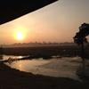 カンボジアのシェムリアップ観光二日目、早起きして遠出&カウントダウン