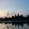 アンコールワットは荘厳でした [2017.08.20-25 タイ・カンボジア編その2]