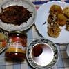 幸運な病のレシピ( 2428 )夜:地元鯉の甘露煮