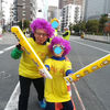 私の大阪マラソン!。走ってないけど(笑)。。当日編