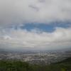 春の北海道旅行:札幌を一望できるももいわ山展望台へ
