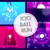 制作中のゲーム「100 Ball Run」について