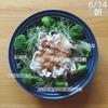 【食事記録】6月14日「外食の油と脂」