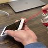 iPhoneが充電不能になった場合の対処法 エレクトロニッククリーナーを使う