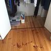 家具の断捨離で出来た余白