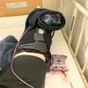 前十字靭帯再建手術をしました④【術後1週間まで】