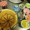 ズコット風アイスケーキ