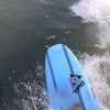片浜サーフィンレポート 4月19日 GoProHero7でライディング撮影