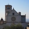 イタリア中部 トスカーナ/ウンブリアの旅 その2 アッシジ Assisi