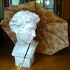 日傘作ちゃった:ストレス解消法