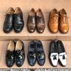 愛すべき革靴たち。