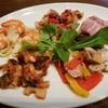 ポッシボンシでタパス的前菜と炭火焼の肉魚!@三宮