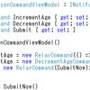 サンプルコードを見ながら理解するMVVMの基礎的な実装