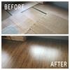 【賃貸古民家DIY】古い畳の上にウッドカーペットを敷いたよ!