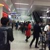 ウルムチ→東京 天津航空 ウルムチ→天津→東京(羽田)天津航空GS7577とGS7989 3/15