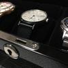腕時計の収納ケースを買いました