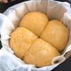 手づくりパンでランチ