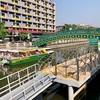 クルンガセーム(クルンカセーム)運河の電動ボートに乗ってみた(期間限定乗船無料)@旧市街