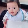 初めての離乳食*生後5ヶ月*生後174日*先天性心疾患