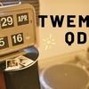 TWEMCOのパタパタ時計が可愛すぎるので見て!(TWEMCO QD-35)