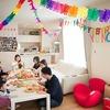 七五三のお祝いをご自宅でする時のパーティーアイテム