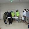 さいたま市避難場所運営訓練