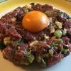 信州名物!桜肉のタルタルステーキ