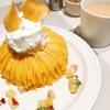 【期間限定】9月1日~10月31まで!安納芋のパンケーキ@J.S.パンケーキカフェ